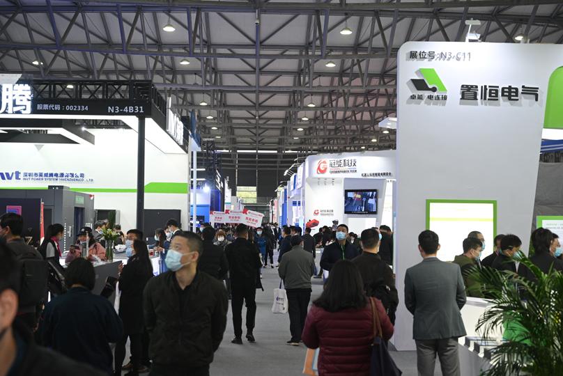 CDCE2021上海国际数据中心展